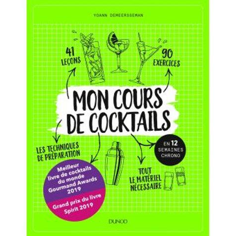 Mon Cours de cocktails