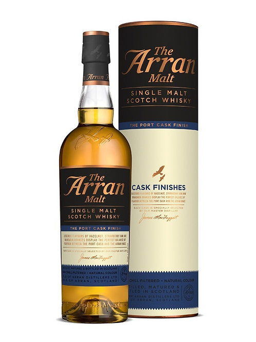 ARRAN The Port Cask Finish
