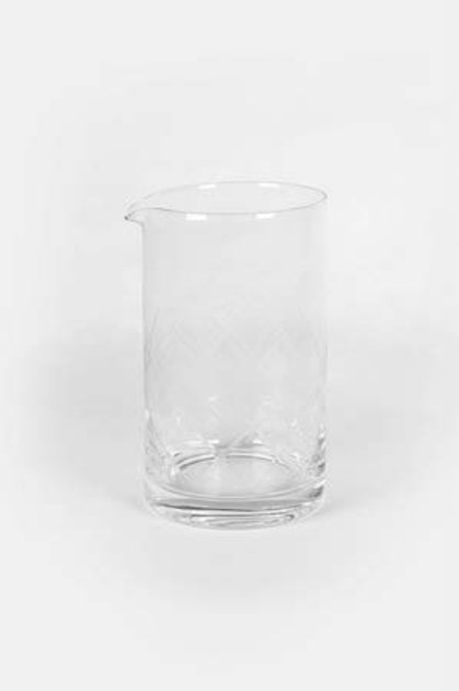 Japanese Mixing Glass Clear