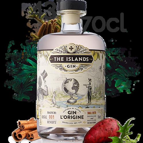 The Island Gin L'Origine