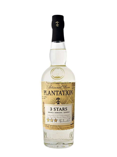 PLANTATION RUM Three Stars