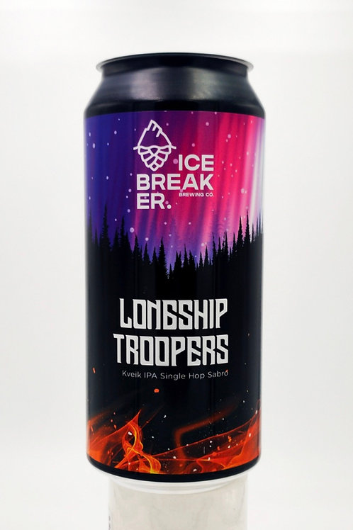 Longship Trooper Ice Breaker