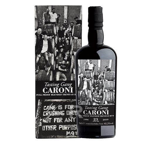 Caroni Tasting Gang