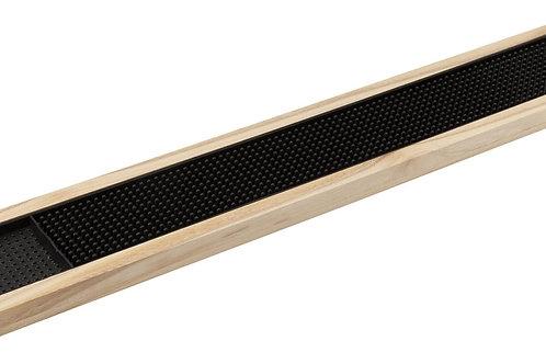 Tapis de bar structure bois