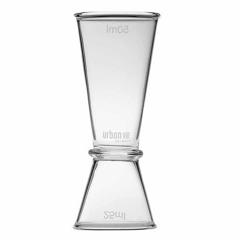 Jigger en verre