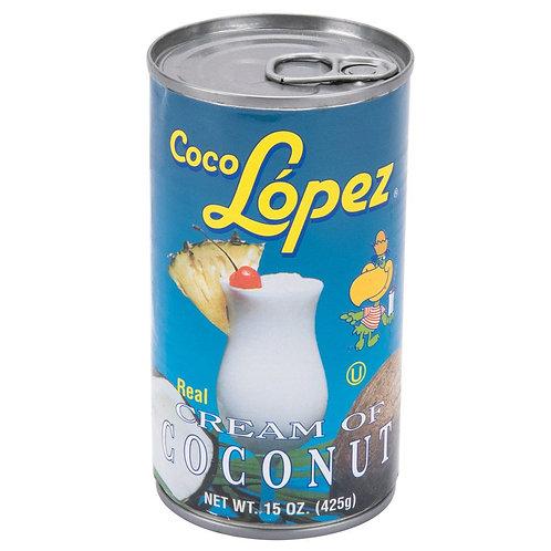 Creme de coco Lopez