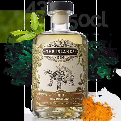 The Island Gin Aged Barrel Spicy