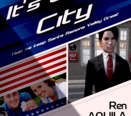 Meet Mayoral Candidate: Ren Aquila