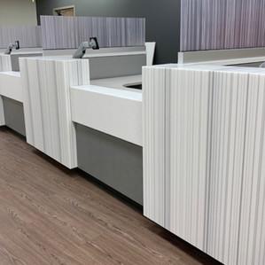 Outpatient Check-in Desks