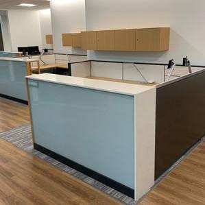 Law Firm Admin Desks