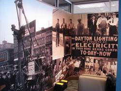 AEP Dayton Wall Mural