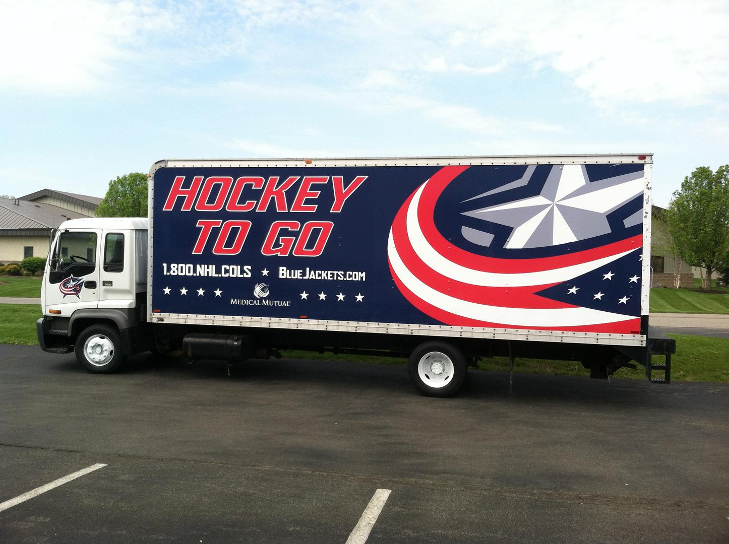 CBJ Box Truck
