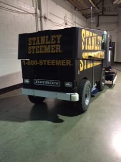Stanley Steemer Zamboni wrap (CBJ-237)