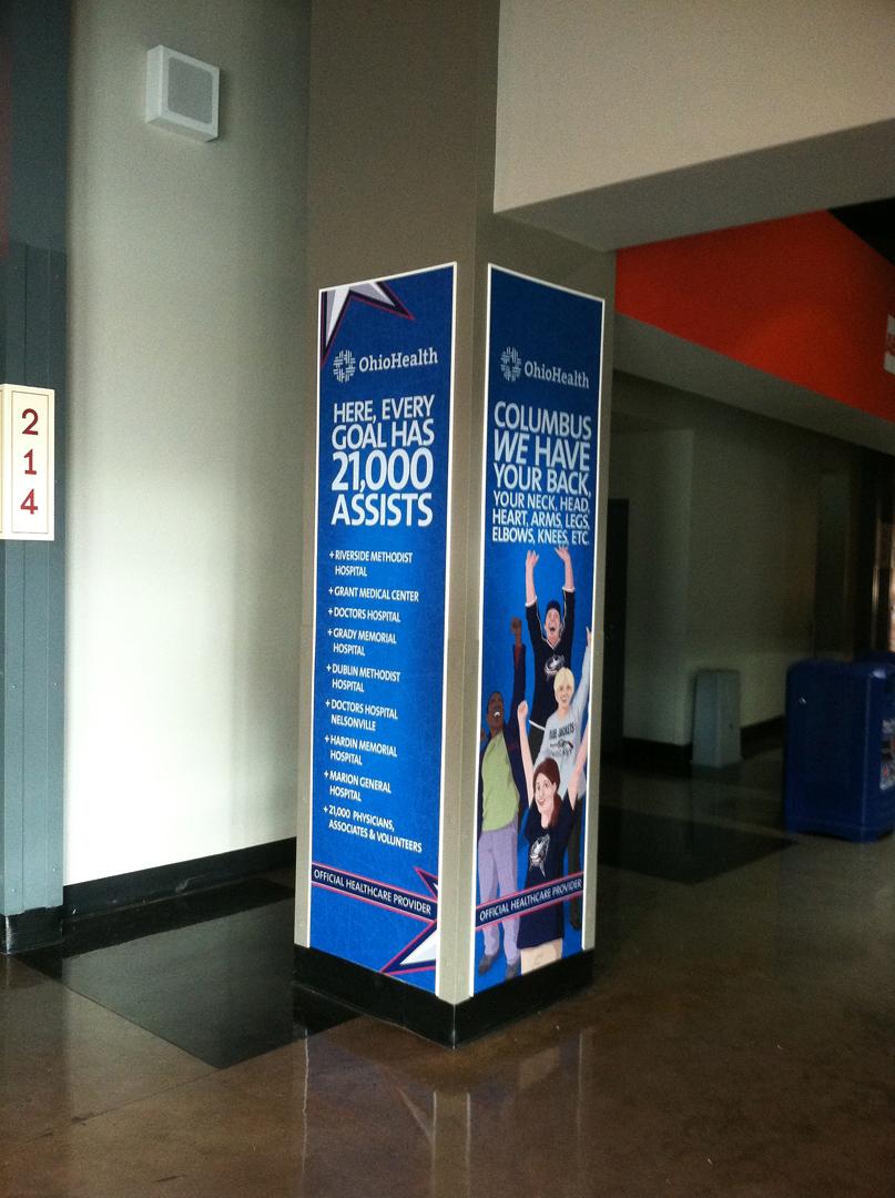 Full Process Marketing Posters