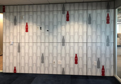 M+A Architects - White Castle Mural