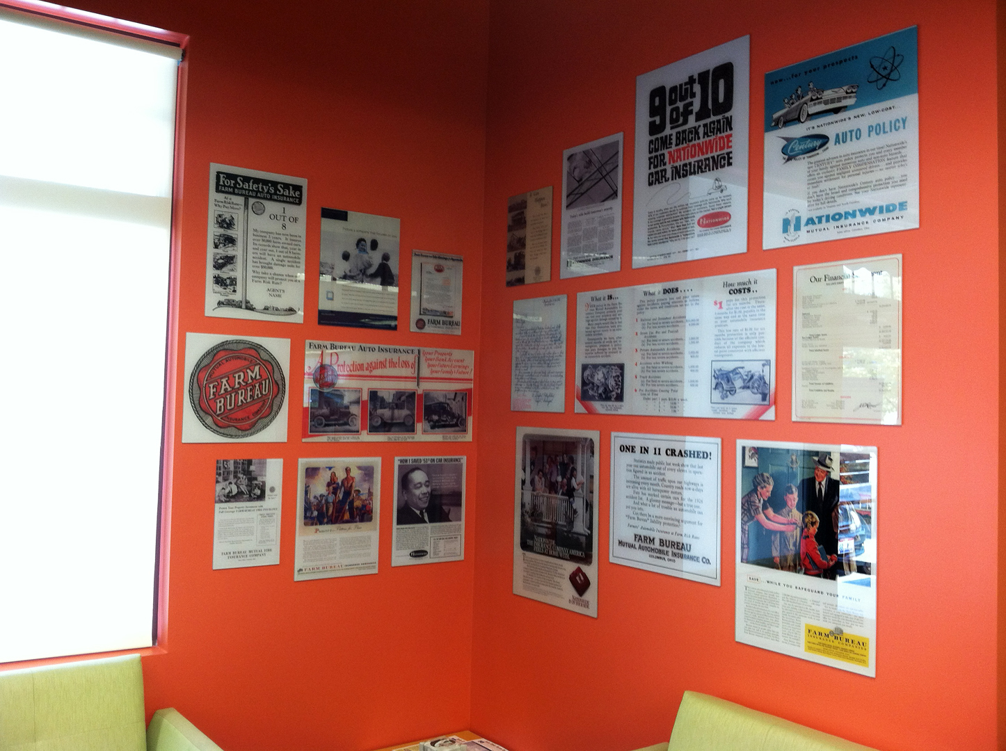 Company History Display