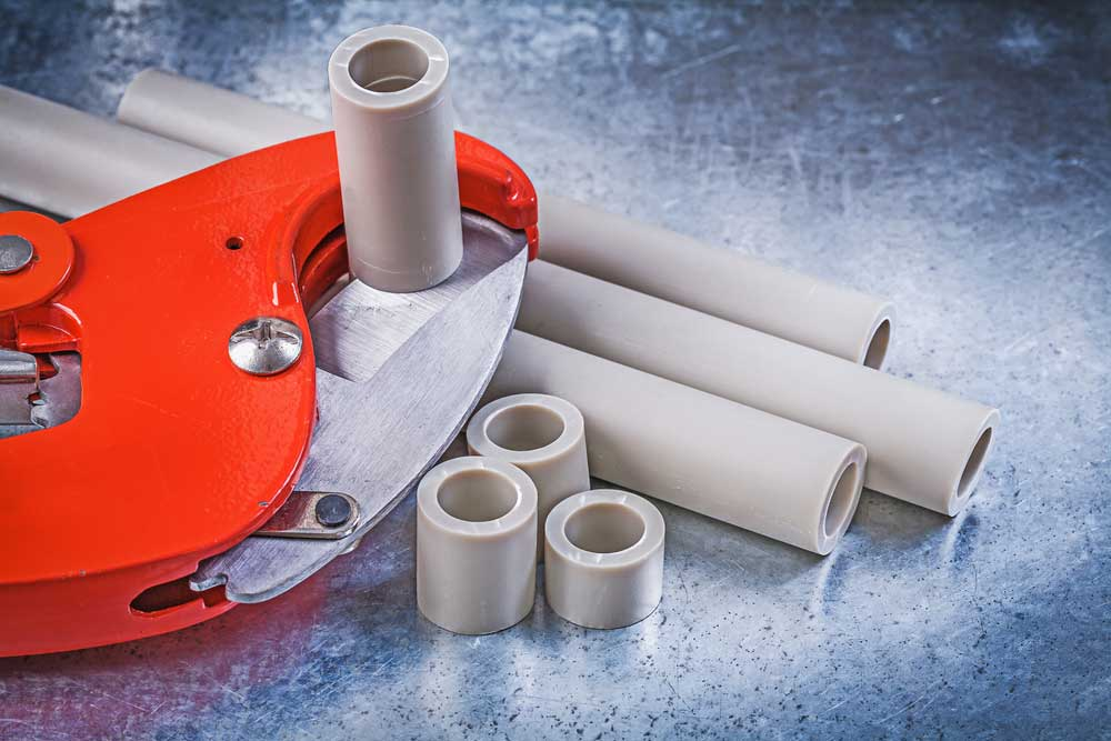 Drain Masters PVC Pipe Cutters