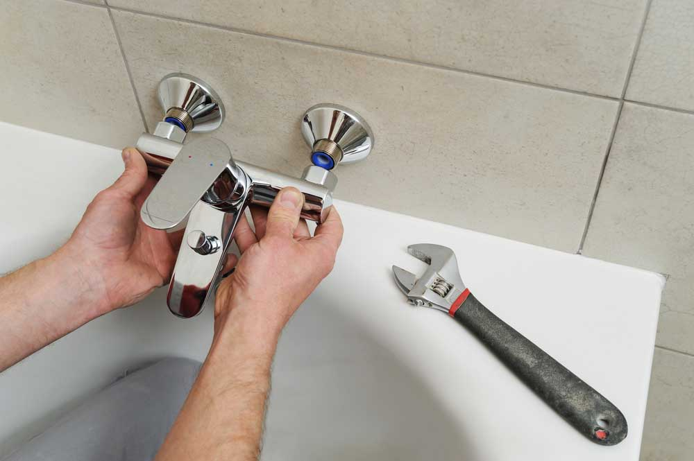 Drain Masters Faucet Replacement