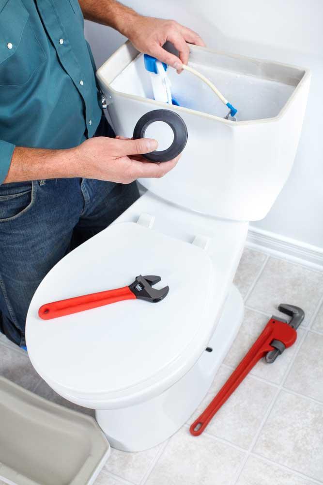 Drain Masters Toilet Repair