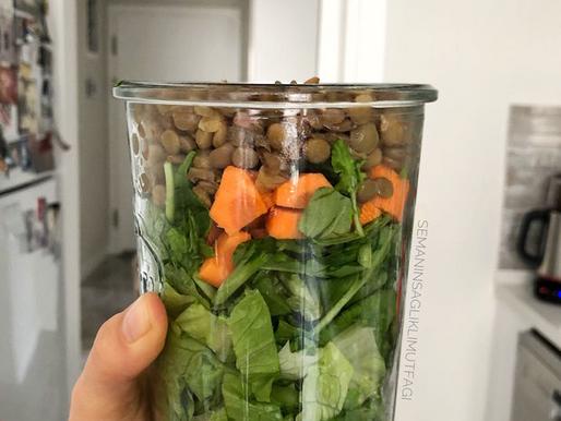 Kavanoz Salataları