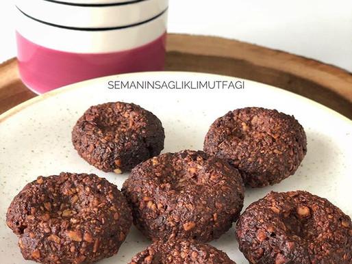 Kakaolu unsuz çıtır kurabiye