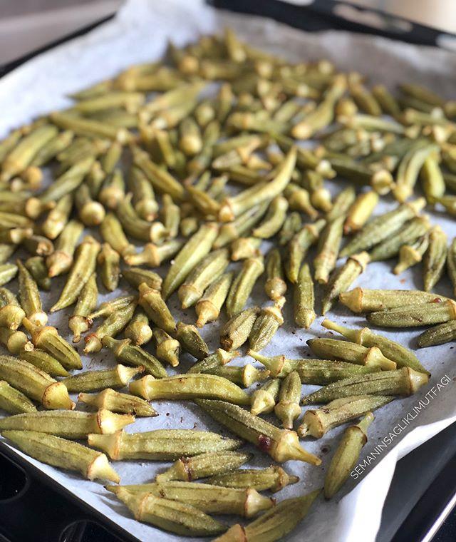 bamya, sebze, fırında bamya, sağlıklı beslenme
