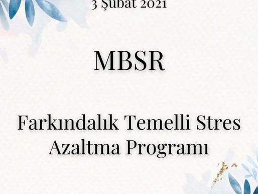 MBSR 2021 Programları