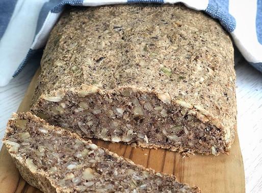 Glutensiz Alman Ekmeği