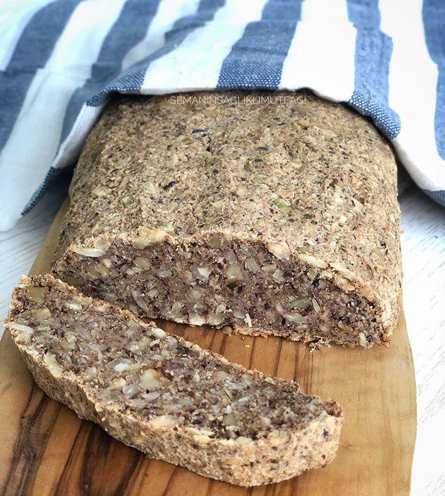 glutensiz ekmek, sağlıklı ekmek, tohum ekmek, glutensiz, ekmek
