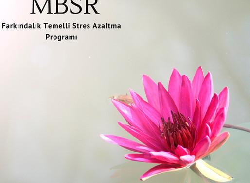 MBSR Temmuz 2020 online kurs başlıyor