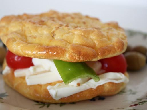 Oopsie Bread nam-ı diğer Yanlışlıkla Ekmek :)