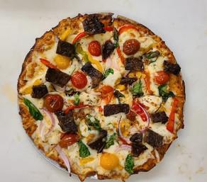 Huerto de Verduras Pizza