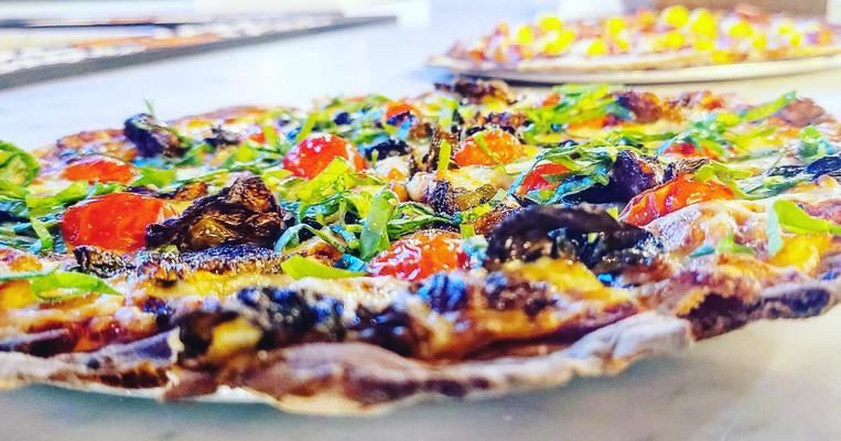 Veggie Love Pizza