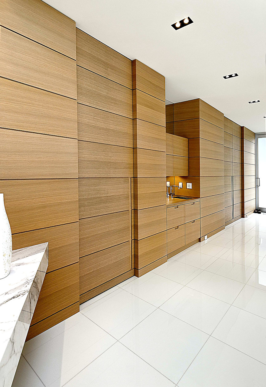 Custom Commercial Woodwork