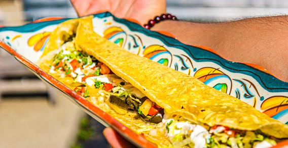 Henry's Tacos Machete Dish