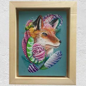 Little fox (SOLD)