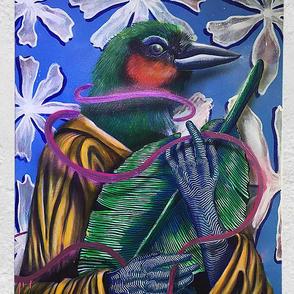 anthropomorphic-head-bird-by-mundoletop.