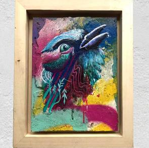 Head Bird (SOLD)