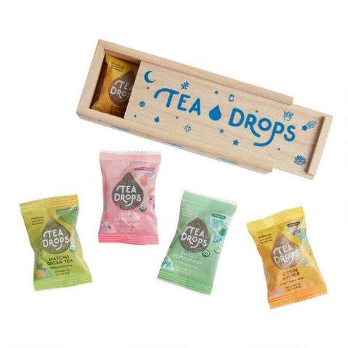 Tea Drop Classic Wooden Box