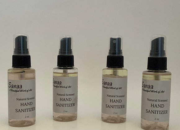 Natural Scented Hand Sanitizer