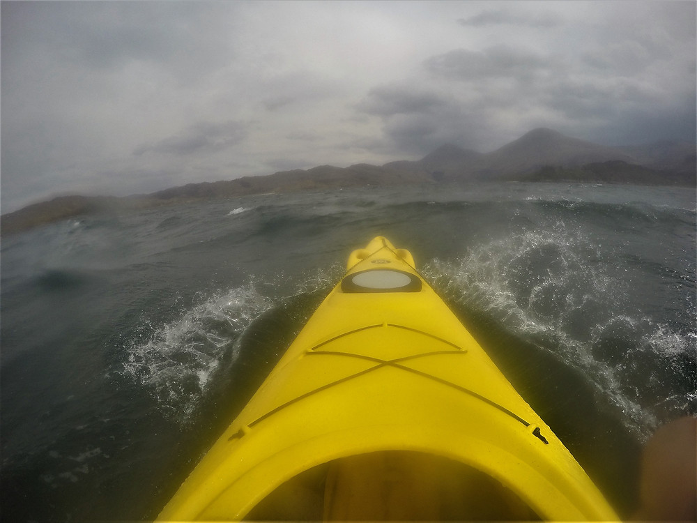 Kayak Scotland