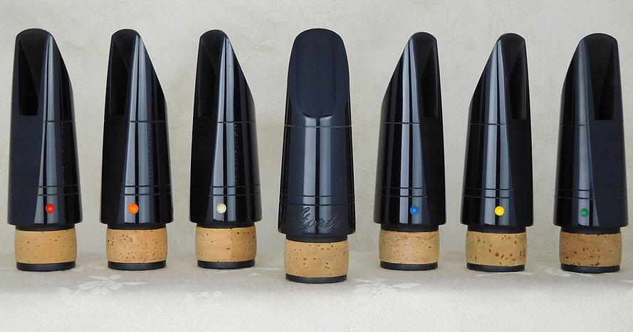 Tutti i colori della musica: Bocchini per clarinetto Storti Clarinet Mouthpiece disponibili in vari modelli ed aperture
