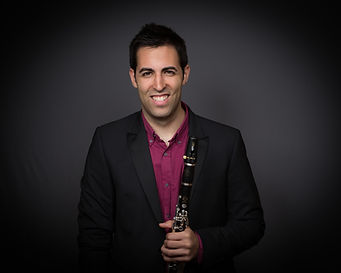 Angel Belda Amoros Clarinettistadell' Orchestra Nazionale di Spagna