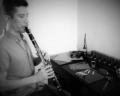 Mattia Storti Artigiano Clarinettista
