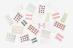 blister-packs-of-multicolored-pills
