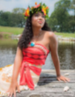 Island Princess| Princess Parties| Ever After Productions| TN| Nashville| Alabama | Moana | Hula Dancing | Murfreesboro
