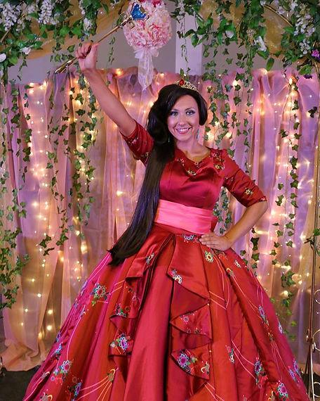 Latina Princess | Ever After Productions| Princess Parties | Superhero Parties| Nashville| Alabama