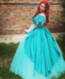Mermaid Princess | Ever After Productions | Nashville | Murfreesboro | Huntsville | Ariel