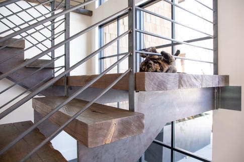 Stairway Detail