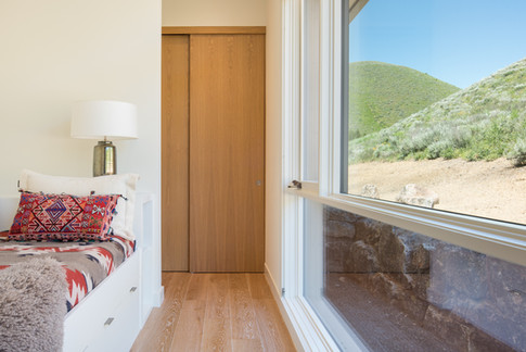 Bedroom with Big Window